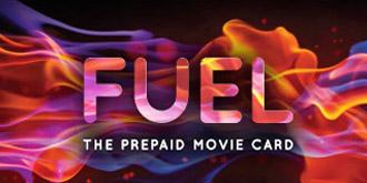 Fuel the prepaid movie Card